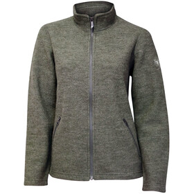 Ivanhoe of Sweden Bella Full-Zip Jacket Women lichen green